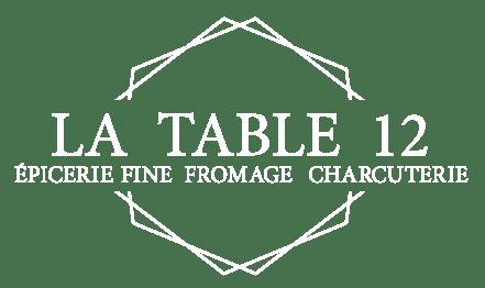 L'épicerie LA TABLE 12